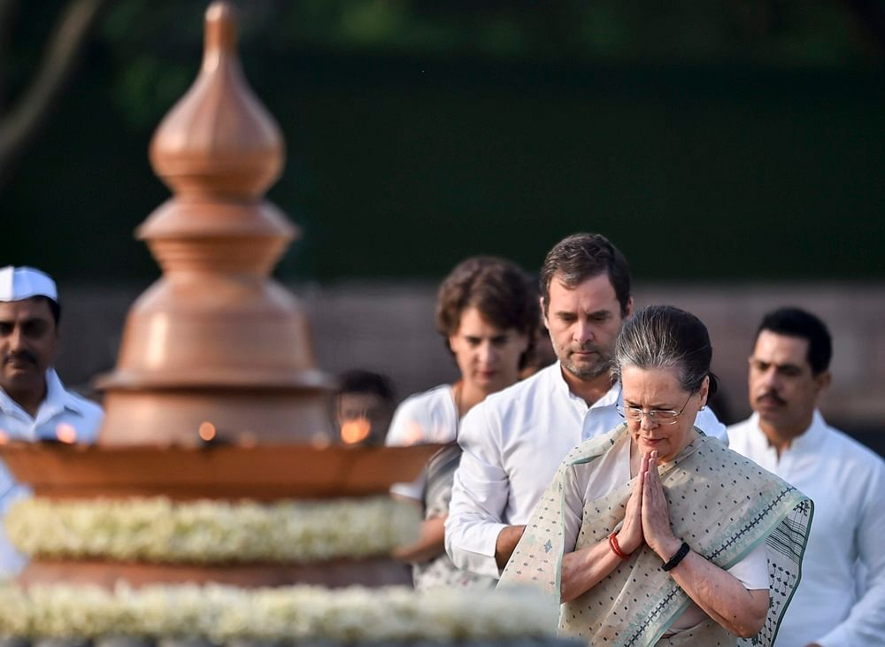 Why a Gandhi cannot lead the Congress or the Opposition anymore