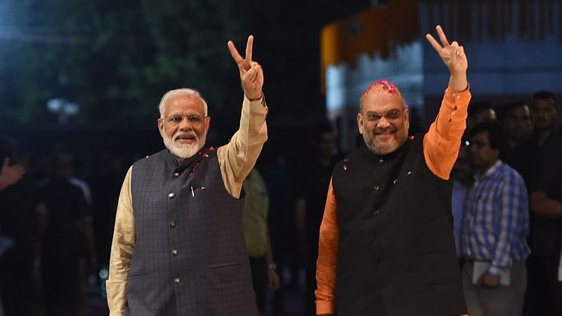 Since it was formed in 1984, the BJP has had three core pledges. Get rid of Article 370, make a temple at the 'disputed land' and finally pass a Uniform Civil Code