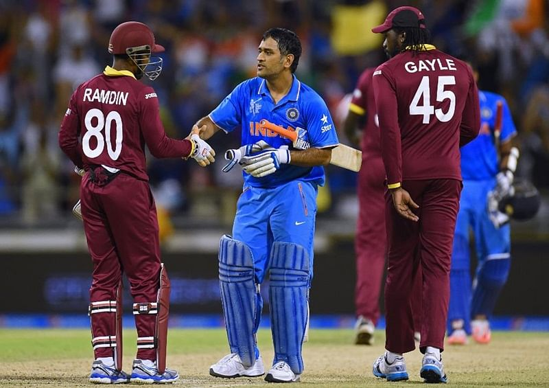 Cricket Score - West Indies vs India World Cup 2019 Match 34