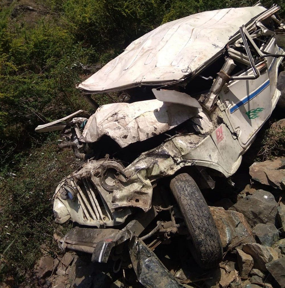 5 of marriage party killed, 42 hurt in road accident