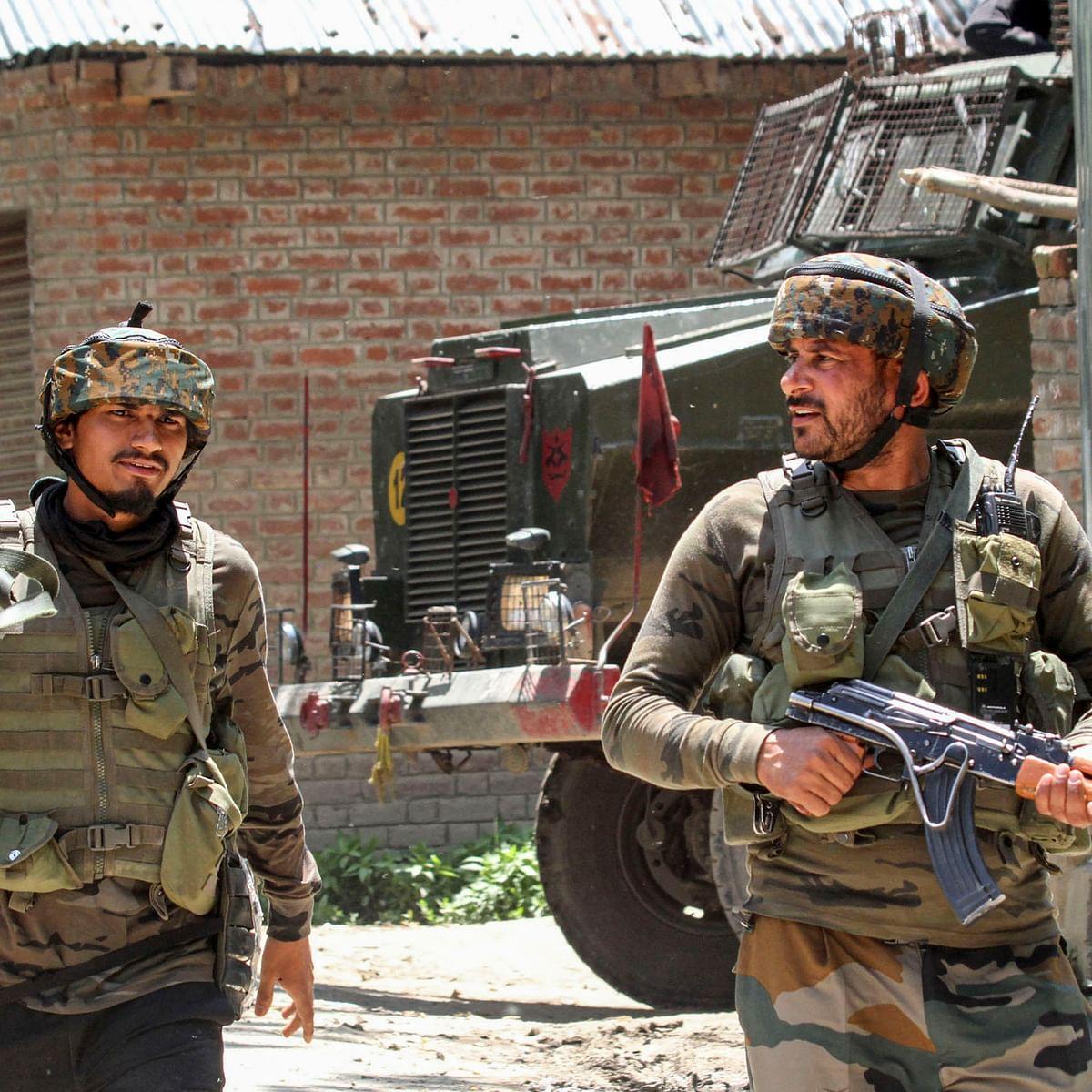 Two militants killed in Jammu & Kashmir gunfight