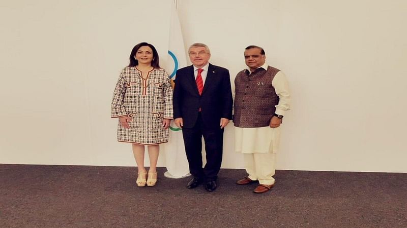 Latest News! Mumbai bidding to host 2023 IOC session