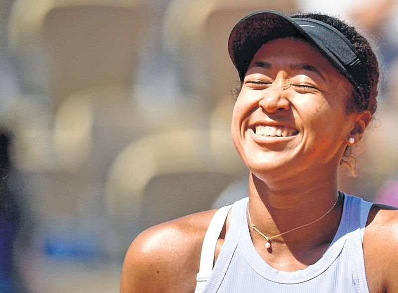 Off Nuo One, Naomi Osaka hopes for better show