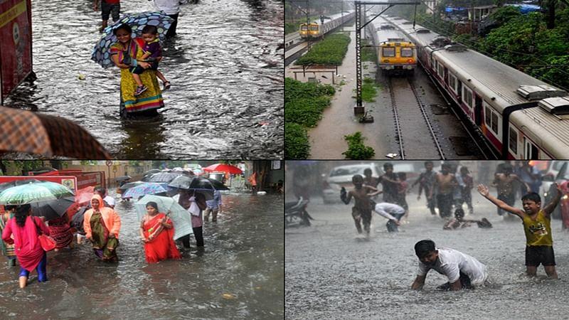 Mumbai Rains Latest Updates: Waterlogging reported in Vikhroli, Dadar, Mulund