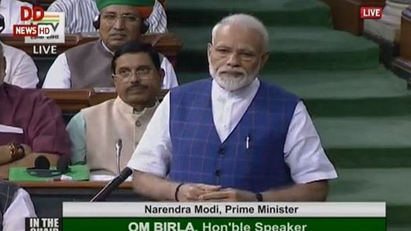 PM Modi seeks opposition support for passage of Triple Talaq Bill