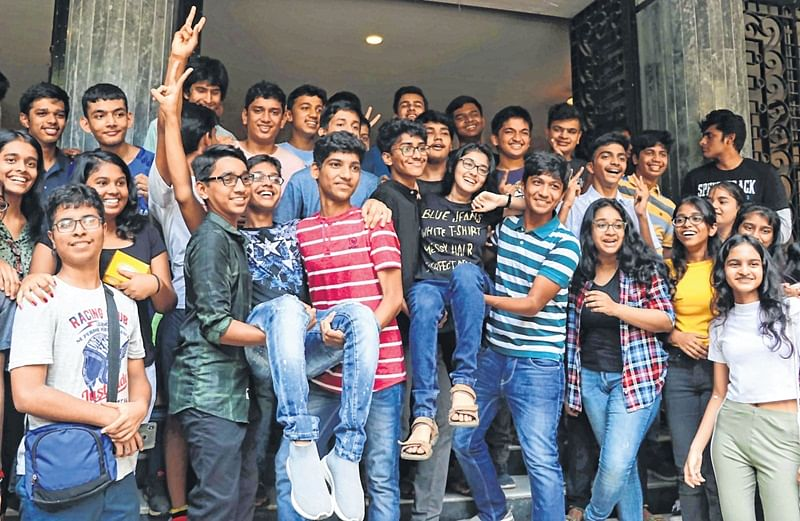 SSC toppers score high marks due to dance, music and sports