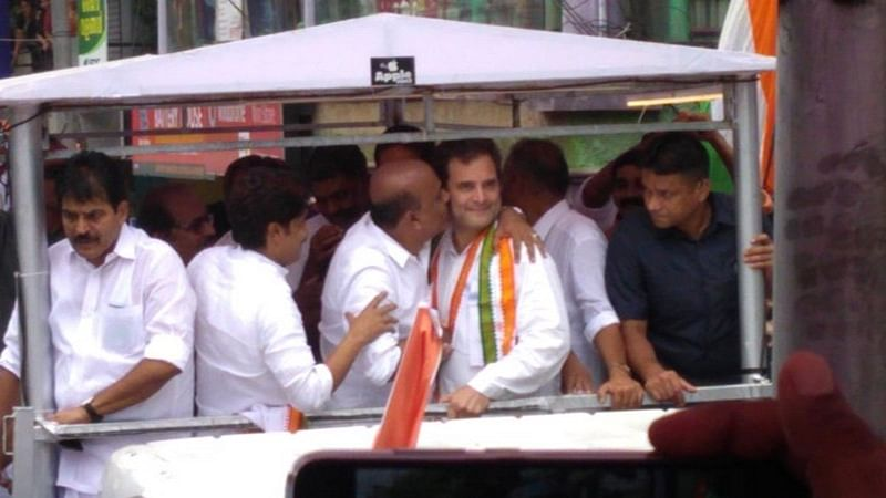 PM gives priority to BJP-ruled states: Rahul Gandhi in Wayanad