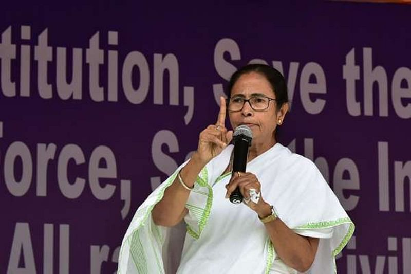 Home Minister Amit Shah encouraging BJP cadres to create communal tension in West Bengal: Mamata Banerjee