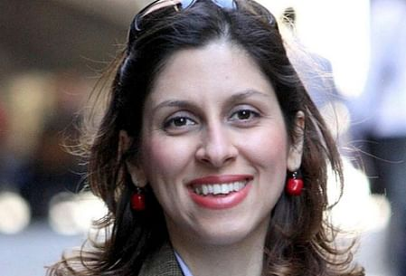 Husband says British woman held in Iran begins hunger strike