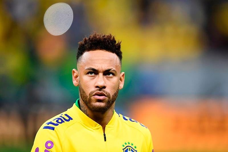 Woman who accuses Brazil's Neymar of rape gives details in TV interview
