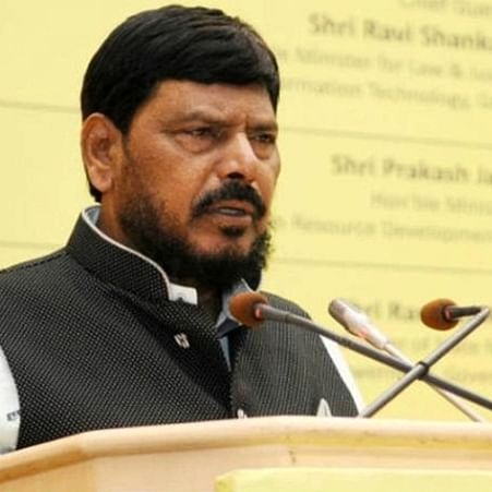 Maha govt formation Updates: Shiv Sena-NCP- Congress govt won't last for long, says Ramdas Athawale