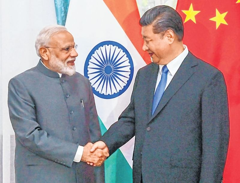 We are no threat to each other: Xi Jinping