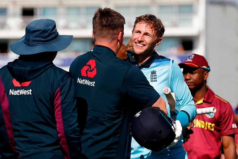 World cup 2019: Joe Root shows way as England thrash Windies by 8 wickets