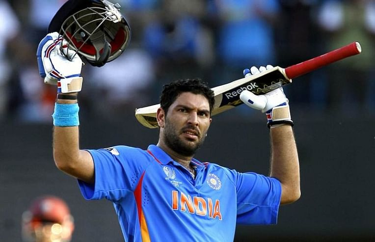 Yuvraj Singh to play for Toronto National in Global T20 Canada