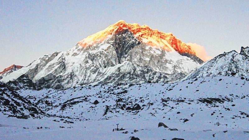 Indian embassy celebrates Yoga Day at gateway to Mount Everest