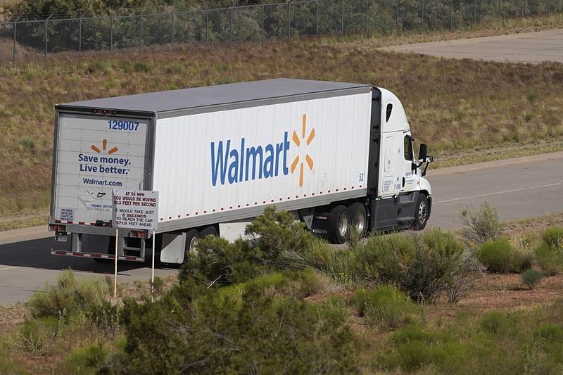 Walmart to deliver groceries inside customer's homes