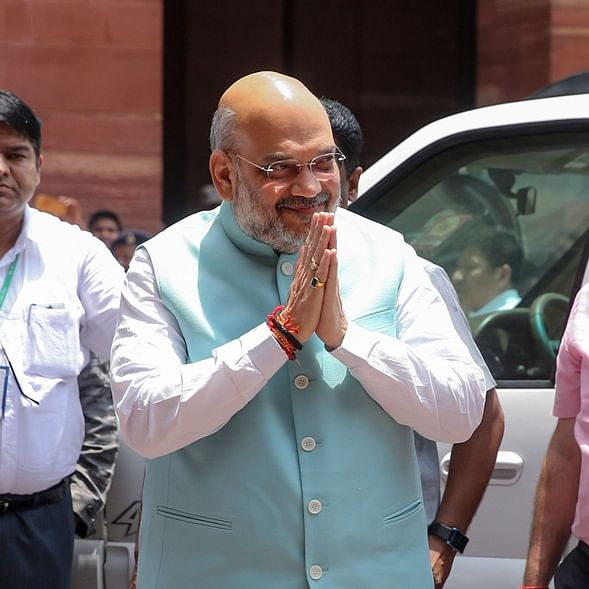 Home Minister Amit Shah to visit Gujarat today