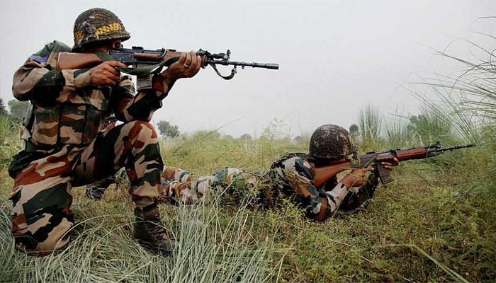 Jammu and Kashmir: 2 terrorists neutralized by security forces during an encounter in Shopian