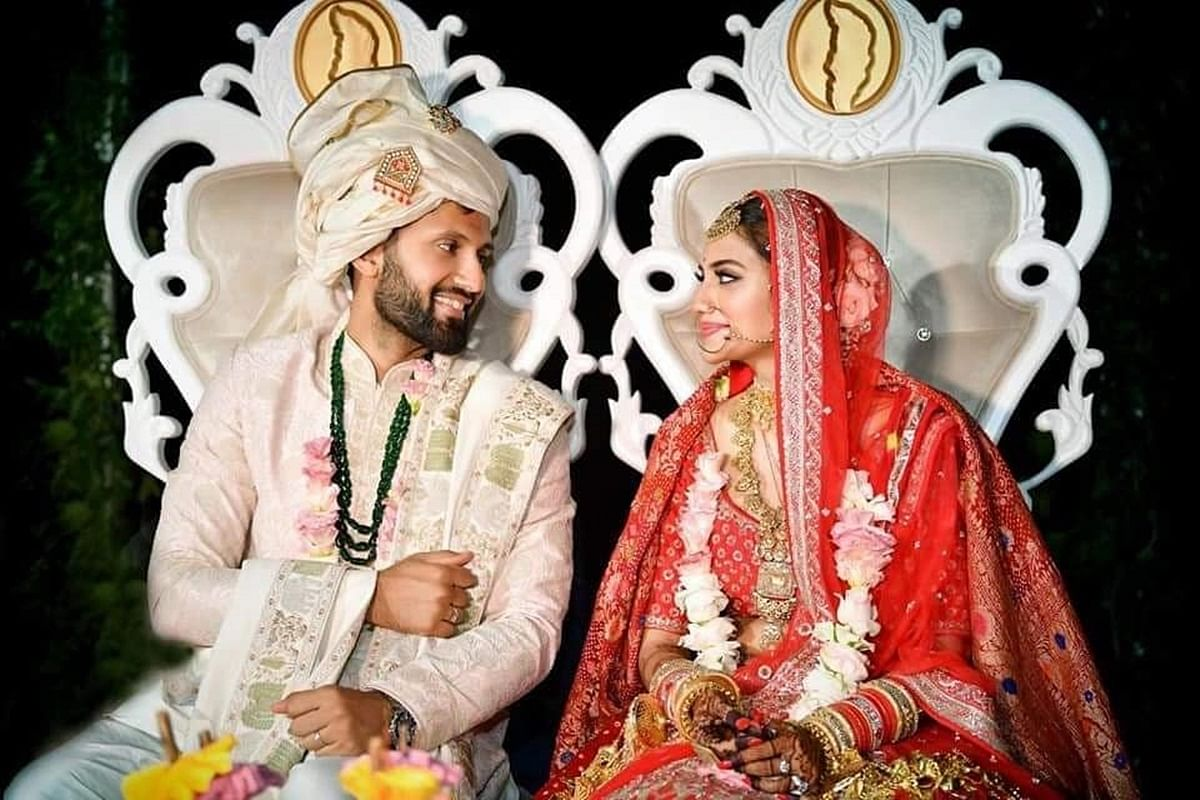 MP and actress Nusrat Jahan gets married to beau Nikhil Jain in Turkey