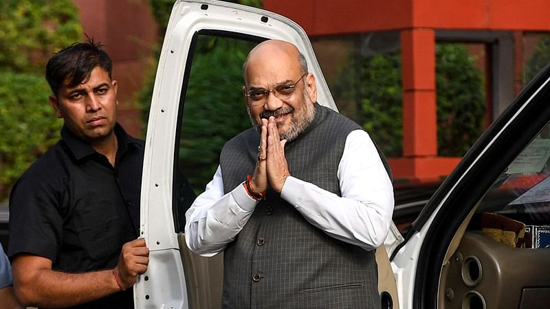 Senior officers should personally supervise security arrangements for Amarnath Yatra: Amit Shah