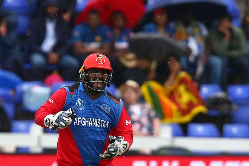 Mohammad Shahzad ruled out of World Cup with knee injury