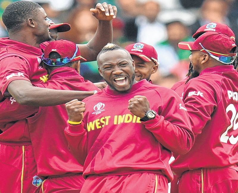 Strong West Indies ahead