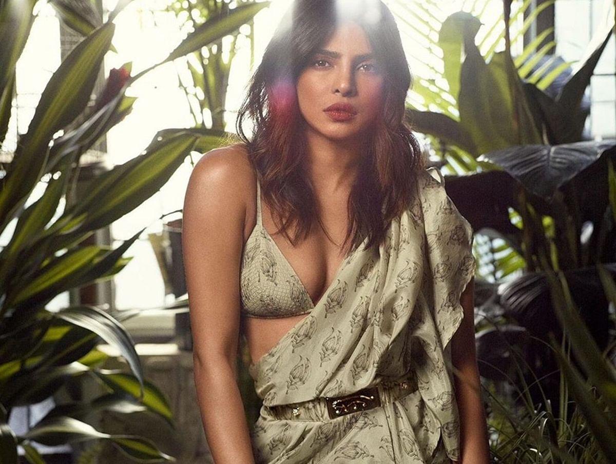 Priyanka Chopra brings on the Saree fever this summer!