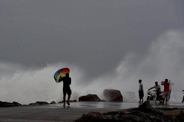 Deep depression in Arabian Sea intensifies, cyclone 'Vayu' may hit Gujarat coast Thursday: IMD