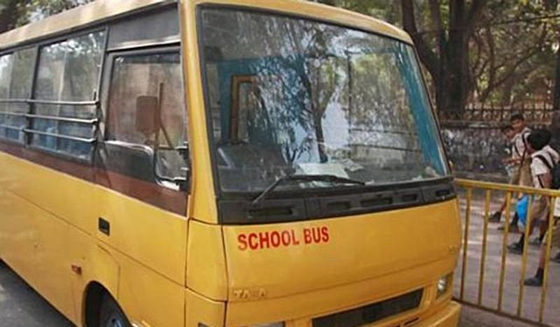 Rickety school buses on Thane police's radar