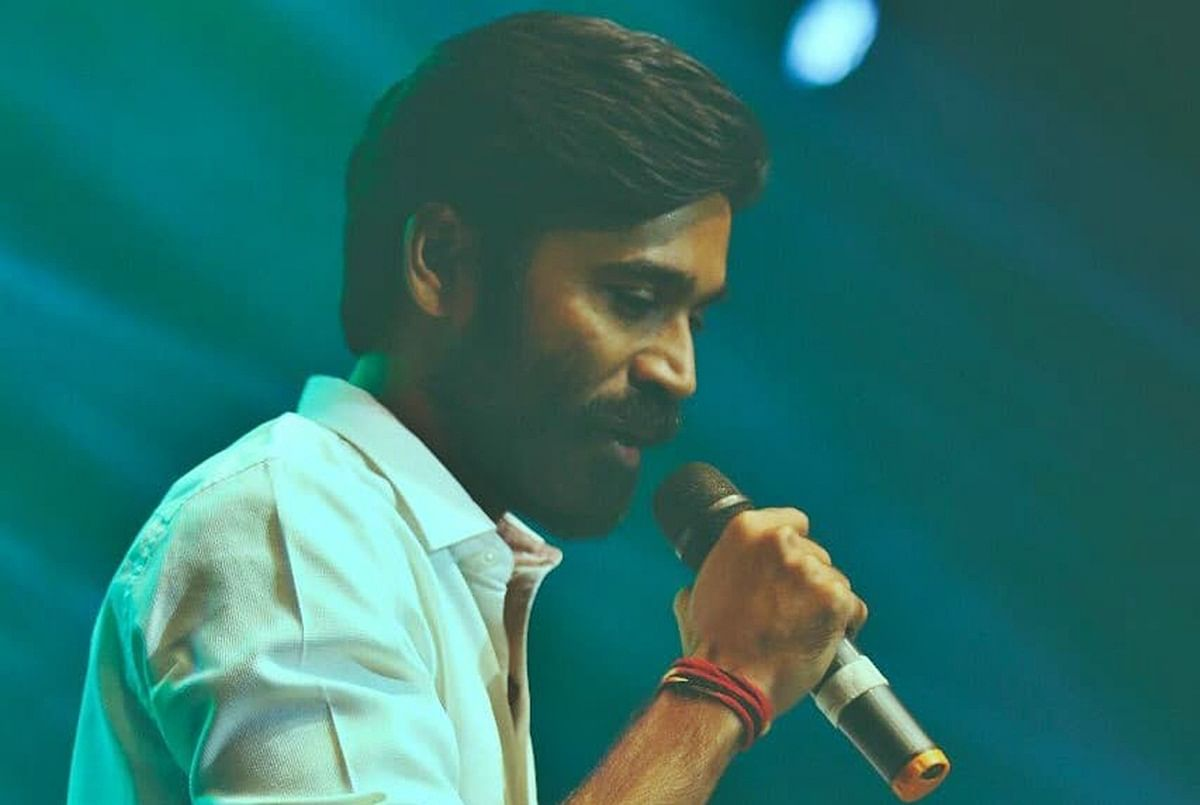You snooze and you lose: Dhanush on stardom