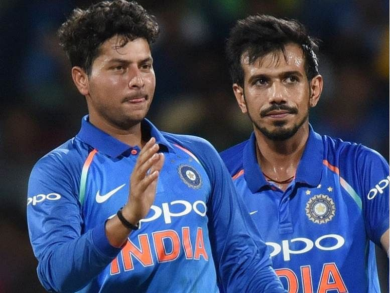 'Pehli fursat me nikal': Chahal blasts a troll slamming teammate Kuldeep