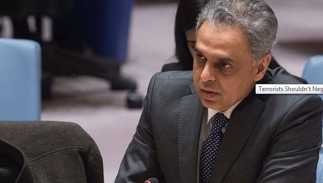 Terrorists attacking Afghanistan can't be allowed to negotiate from place of advantage: India to UN