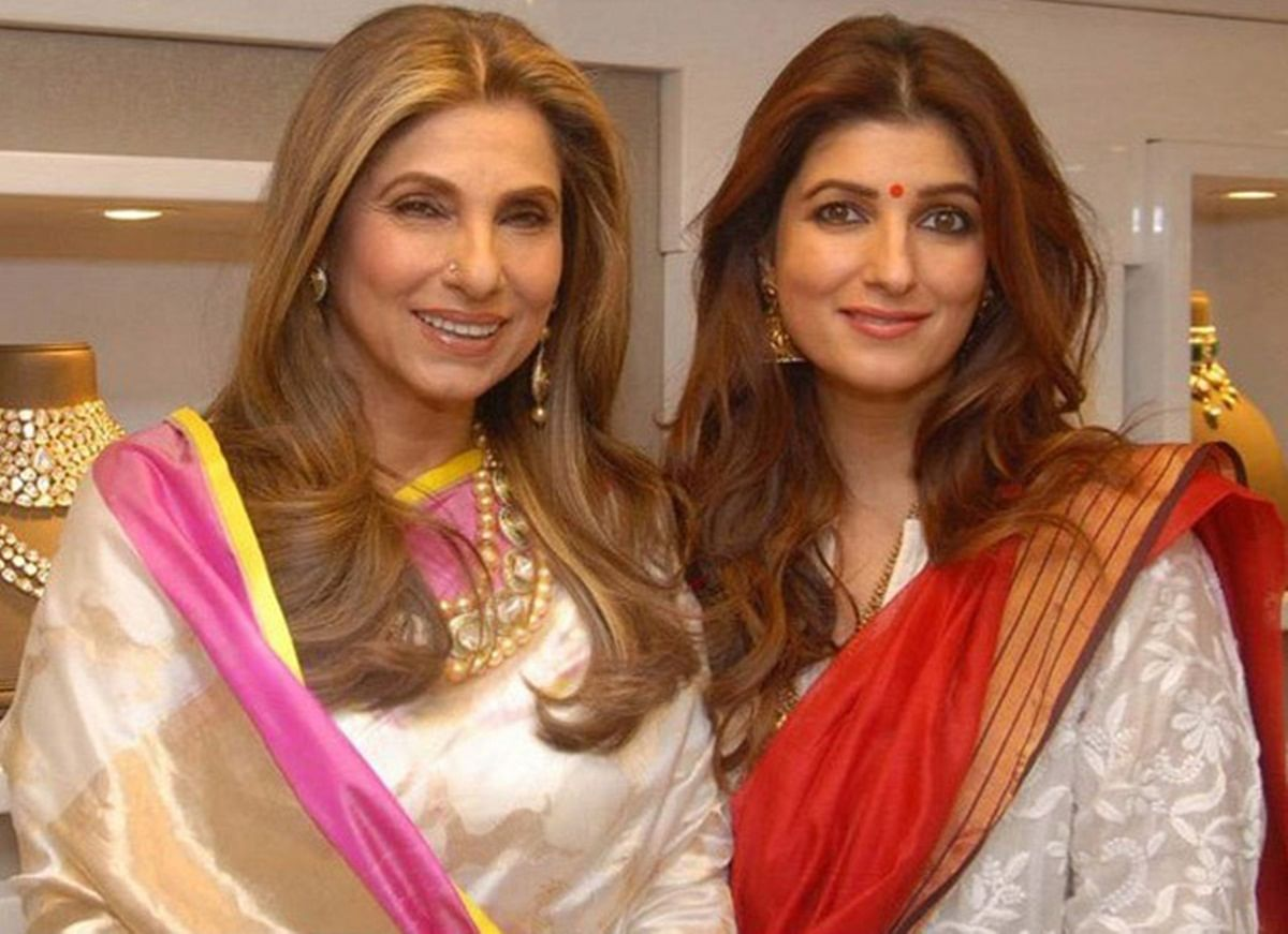 Twinkle Khanna's appreciation post for mom Dimple Kapadia is every doting daughter ever