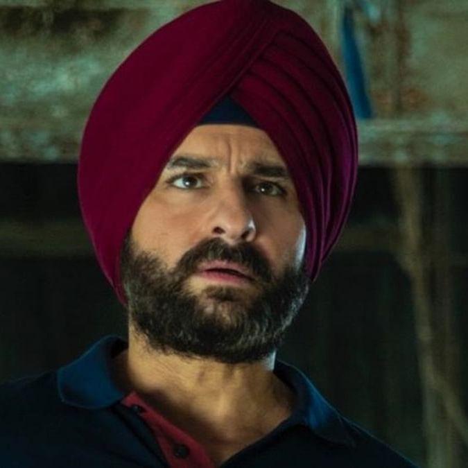 Guru ka thoda zyada ho gaya: Saif Ali Khan reveals what even his spotboy hated in 'Sacred Games' Season 2