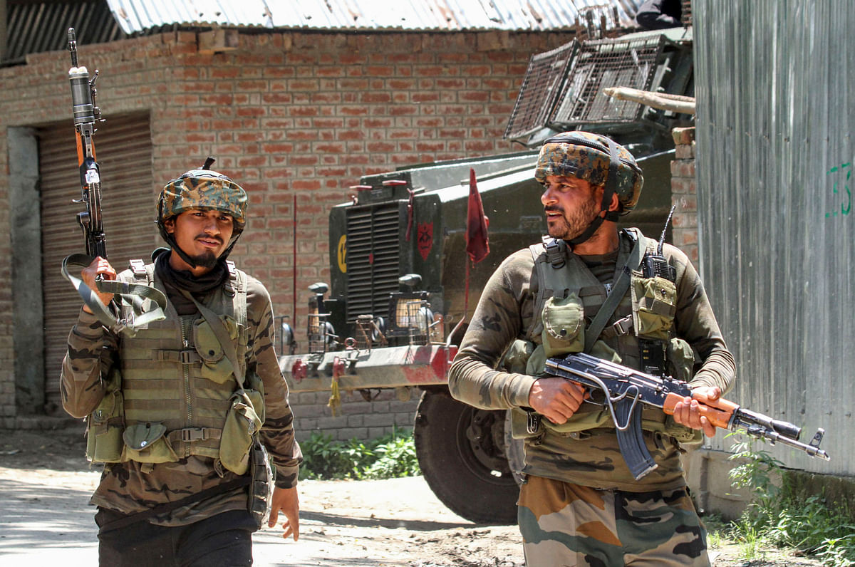 Army downplays attack in Pulwama