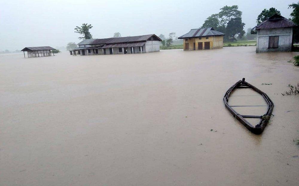 Rift in Bihar govt over waterlogging