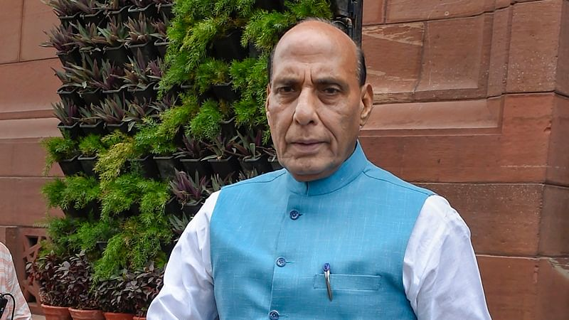"""Navy is most important component of PM Narendra Modi-led government's """"Act East Policy"""": Rajnath Singh"""