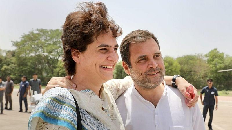 'Few have the courage that you do': Priyanka Gandhi Vadra lauds Rahul Gandhi's decision to resign