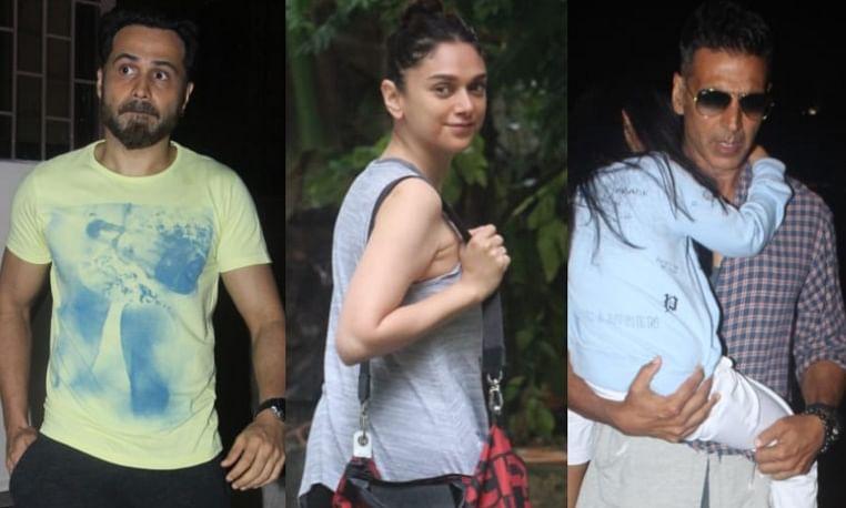 Celebrity Spotting: Mumbai Rains got nothing on these B-Town stars