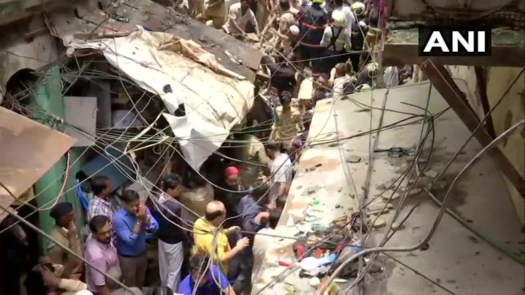 Mumbai building collapse: Will take action against those responsible for lapses, says MHADA