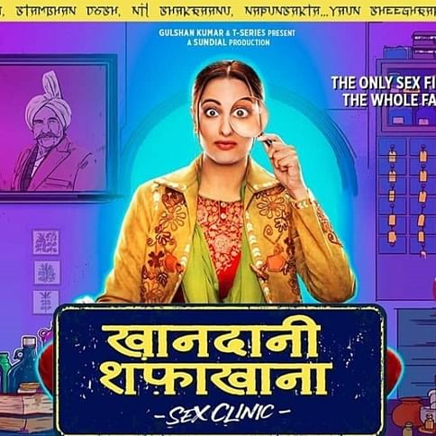 Show the film, or face defamation: Sexologist to 'Khandaani Shafakhana' makers