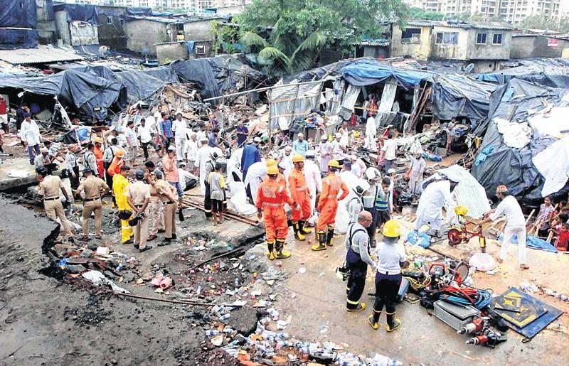 Mumbai: NGO blames BMC, forest departmentfor negligence