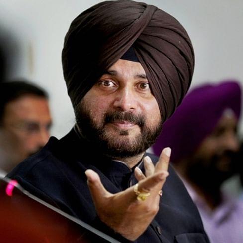 Navjot Singh Sidhu sends resignation to Punjab CM Amarinder Singh