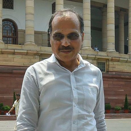 BJP conspiring to topple Karnataka government: Adhir Ranjan Chowdhury