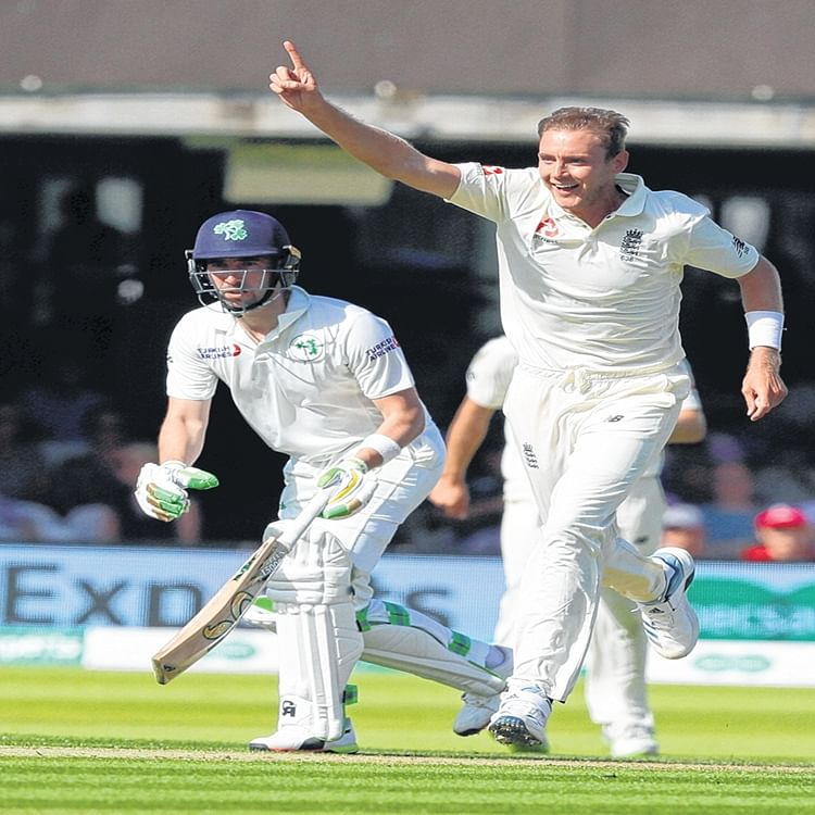 Ireland bowled out for 38 in pursuit of gettable 182 against England