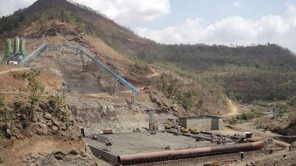 Landslide at Vaitarna power plant's main gate hits operations