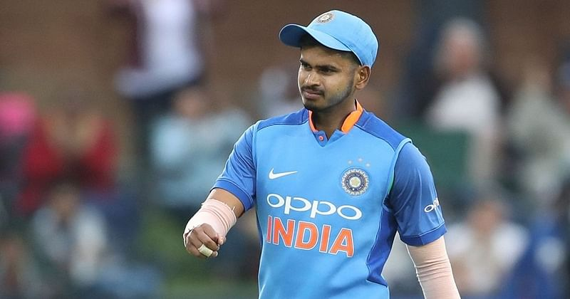 Constantly getting in and out of the side dents self belief, says Shreyas Iyer