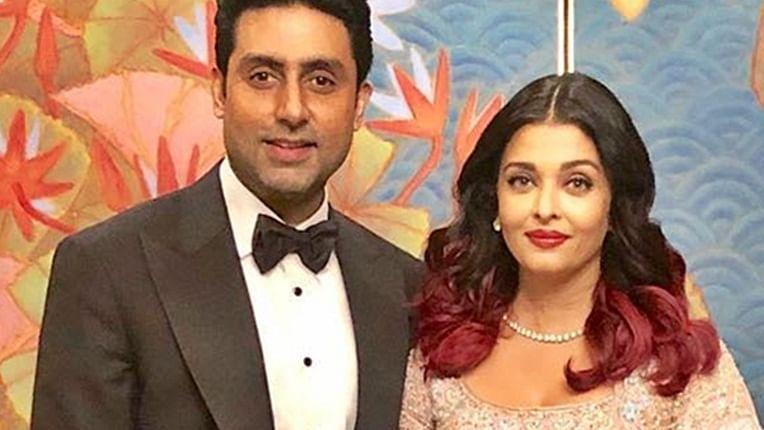 Abhishek Bachchan calls Aishwarya Rai as 'Lucky Charm' in Instagram post