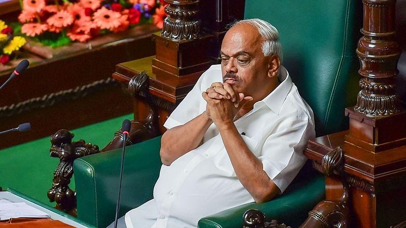 Will follow constitutional principles, says Karnataka speaker K R Ramesh Kumar