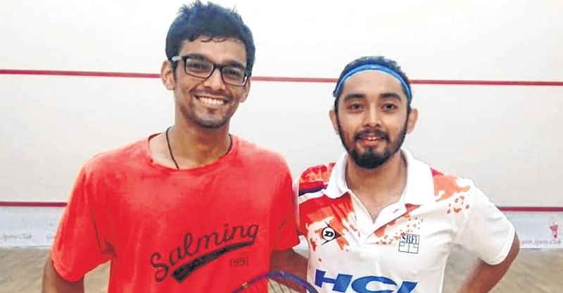 All India  squash Open: It is all Abhishek affair in final